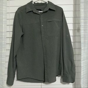 Marmot Mens Long Sleeve Button Down